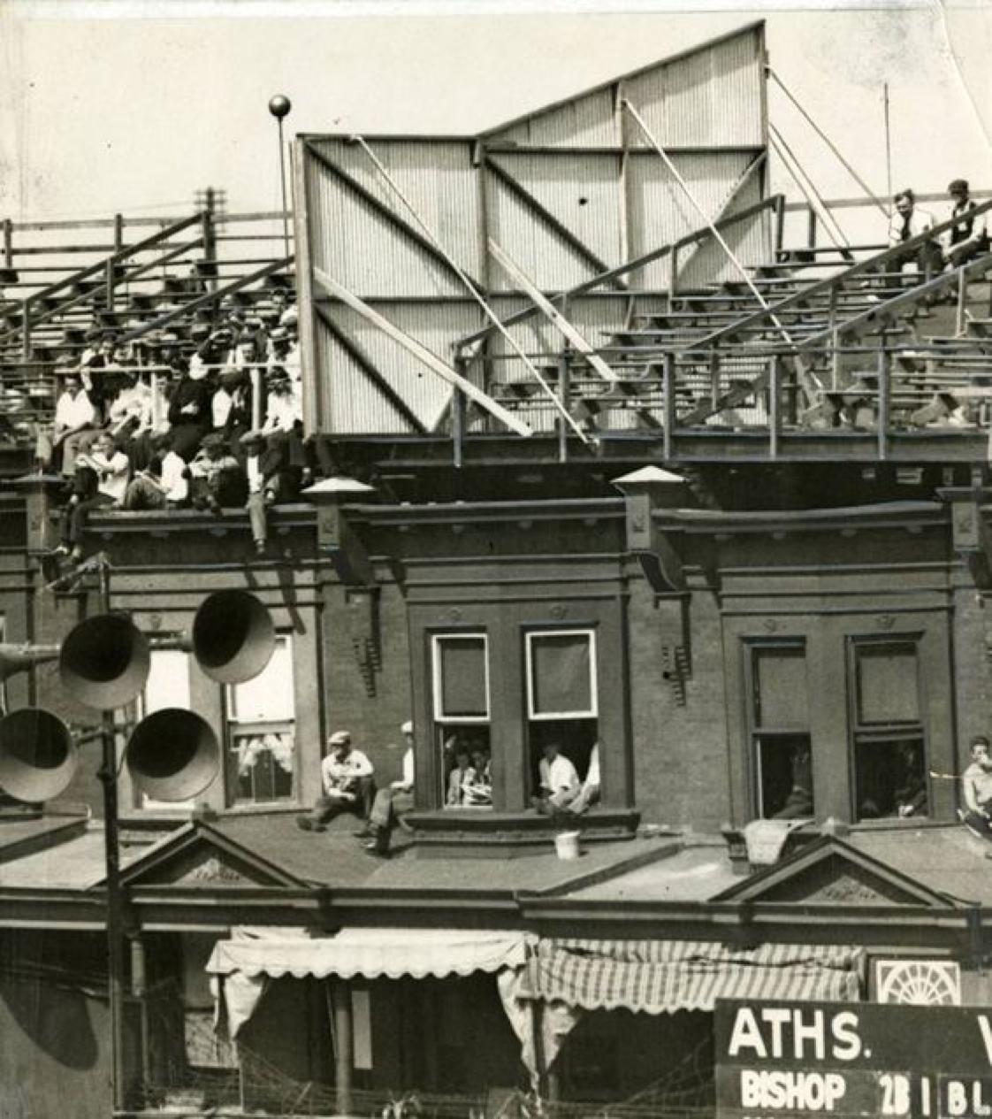 Shibe Park Philadelphia Ca 1925 Nice Look At Legendary