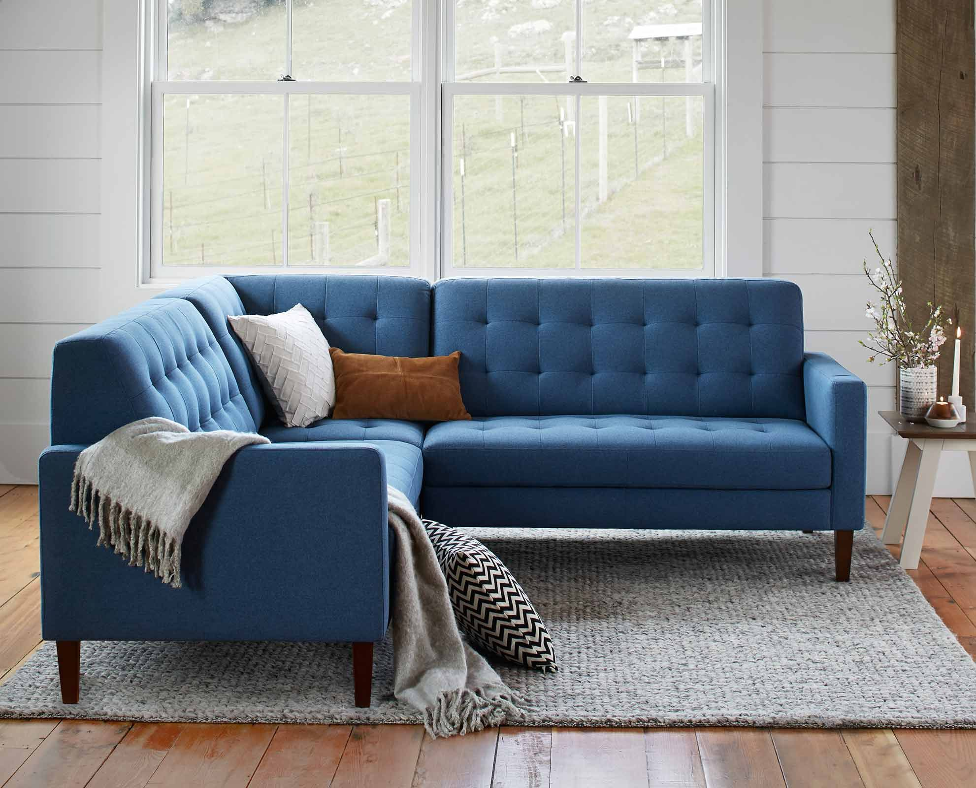 stanley velvet furniture cr located kennedy vintage from gallery set parker sofa showroom and blue sectional royal couch curved in