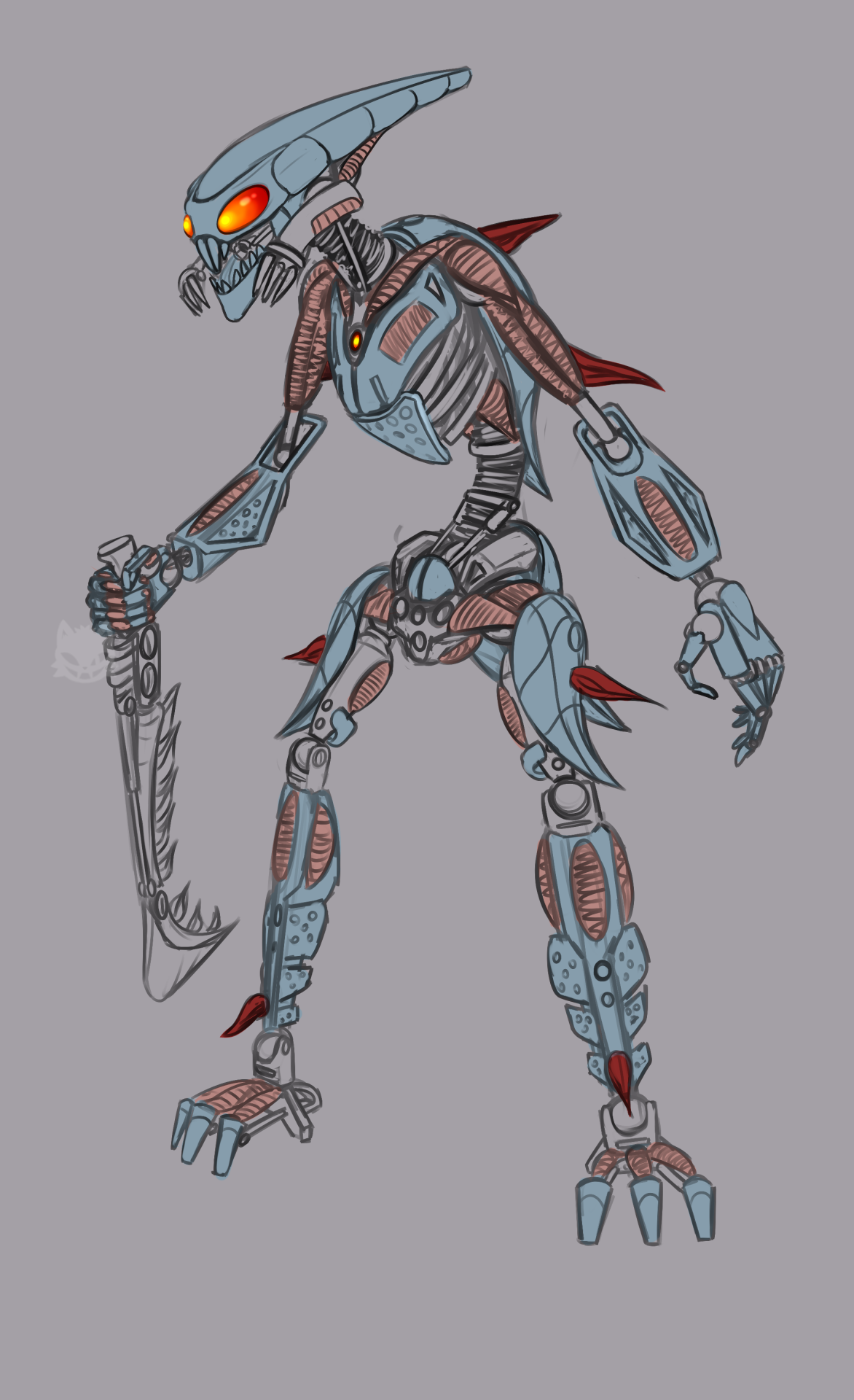 Moderno Bionicle Para Colorear Imprimible Bandera - Ideas Para ...