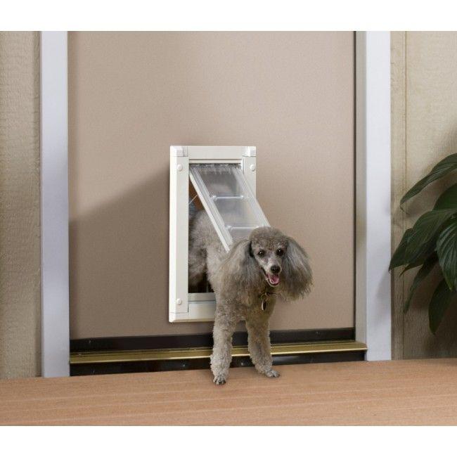 PATIO PACIFIC ENDURA FLAP™ PET DOOR #petdoor #dogs
