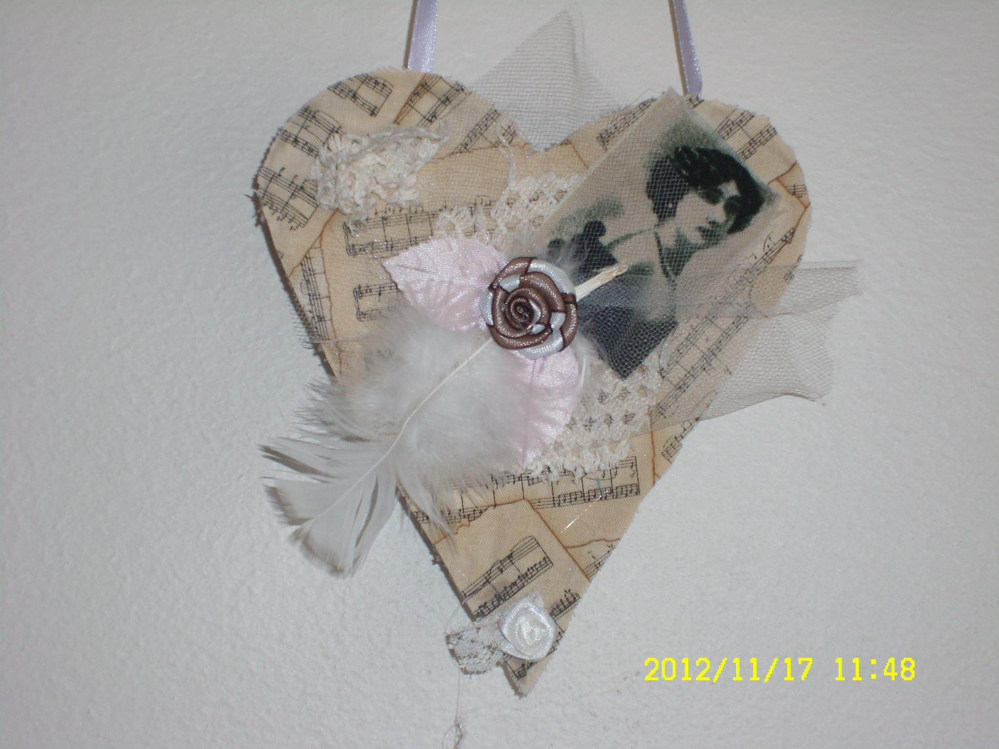 Corazón Vintage - Maru