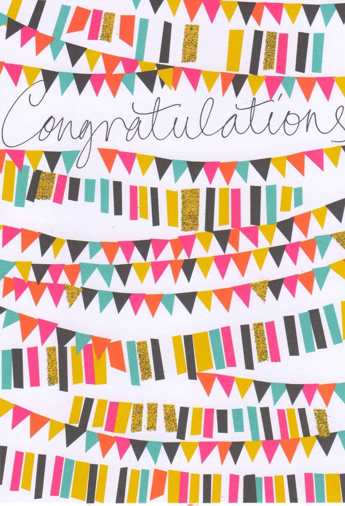 Congratulation Card - Banners | Congratulations | Cards ...