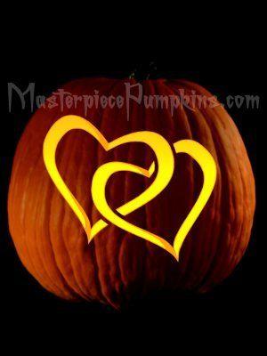 pumpkin template heart  Themes- Wedding/Birthday | Inspiration | Wedding themes ...