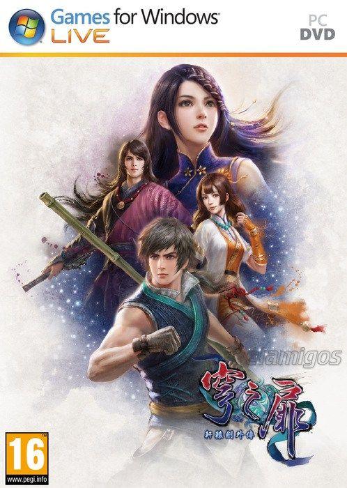 Xuan Yuan Sword The Gate Of Firmament Dengan Gambar Game Pc