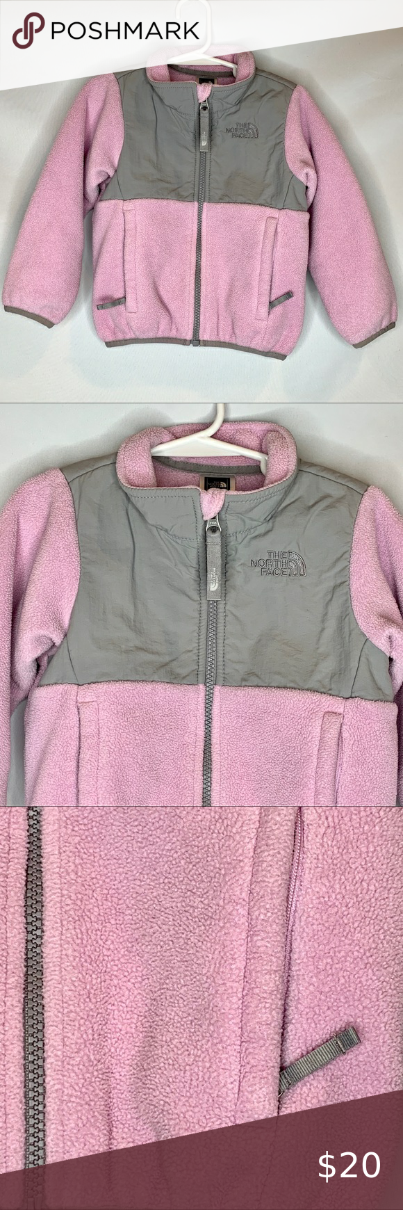 The North Face Toddler Girls Polartec Jacket The North Face Toddler Girls Polartec Fleece Jacket Pink Gray Size 2t Good Co The North Face Toddler Girl Jackets [ 1740 x 580 Pixel ]