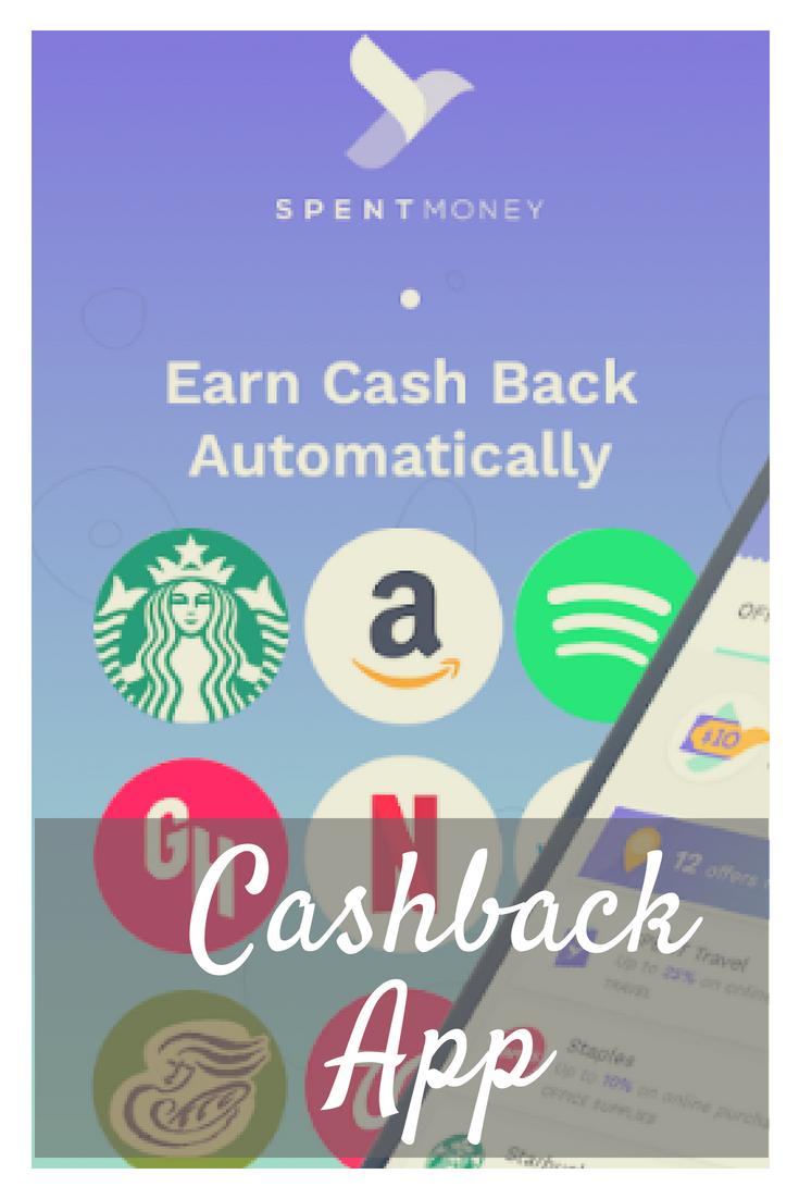 Cash Back partners include Amazon, Starbucks, 711