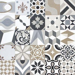 patchwork carreaux de ciment mosaic del sur cuisines pinterest mosaic del sur carrelage. Black Bedroom Furniture Sets. Home Design Ideas