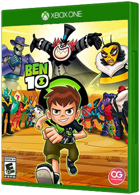 Xbox One Game Added Ben 10 Ben 10 Xbox One Xbox One Games
