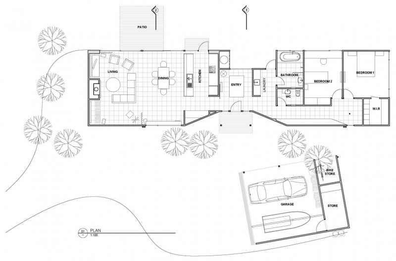 Leura Lane House 20 Creative And Energy Efficient: Leura Lane House In  Australia @Greg
