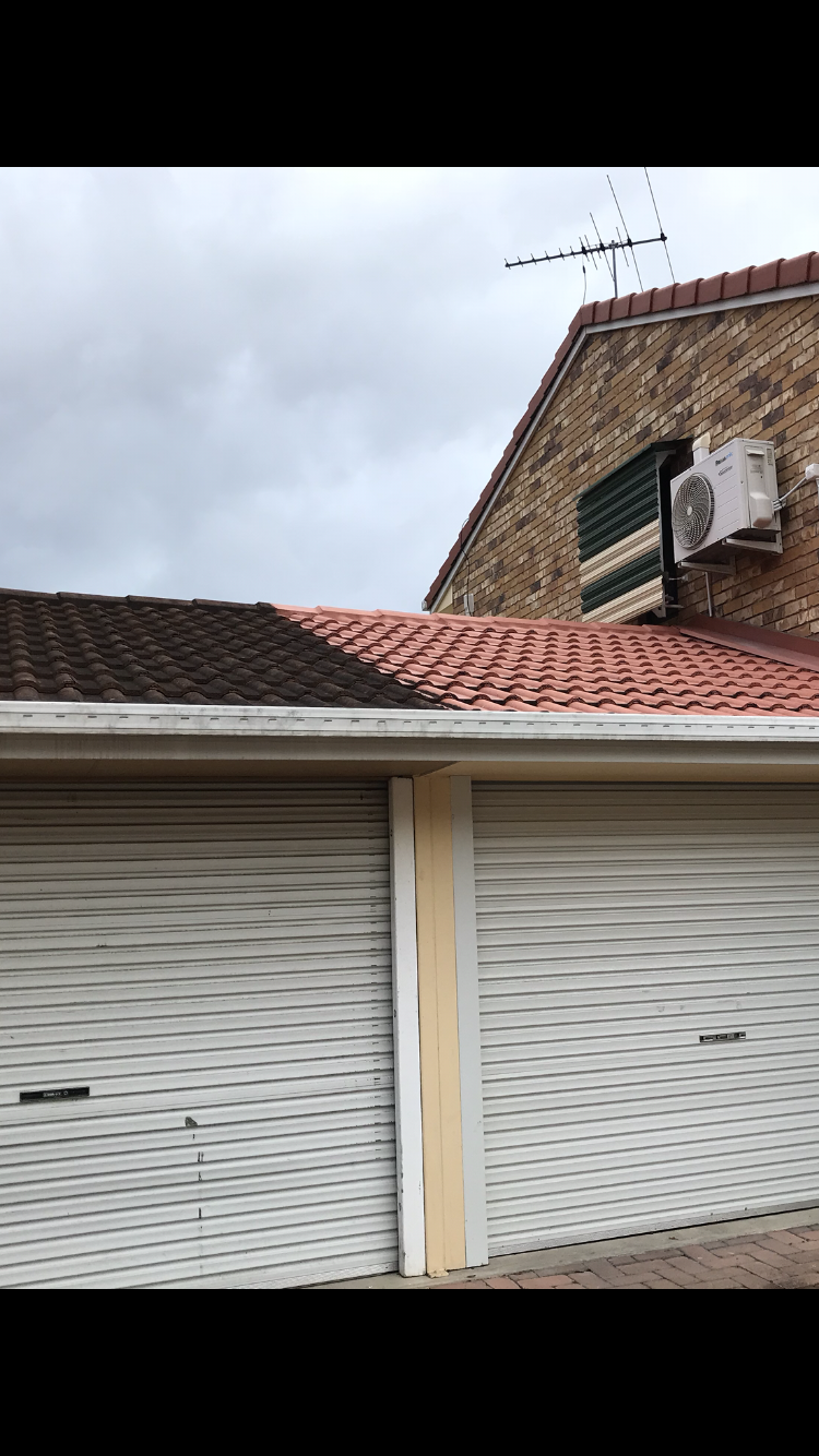 Roof Cleaning Example Gold Coast Roof Cleaning Roof