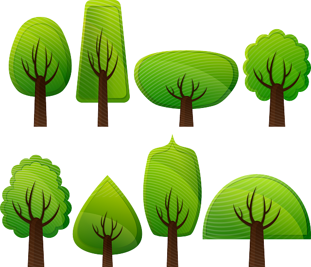 Free Image On Pixabay Trees Woods Forest Simple Tree Clip Art Trees To Plant