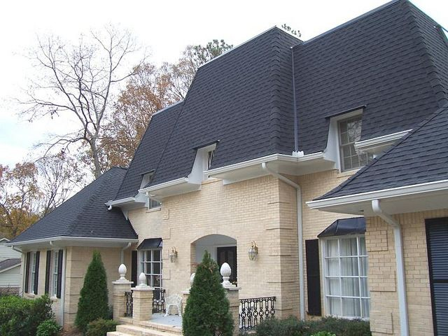 Best Gaf Timberline Charcoal Exterior House Colors Shingle 400 x 300