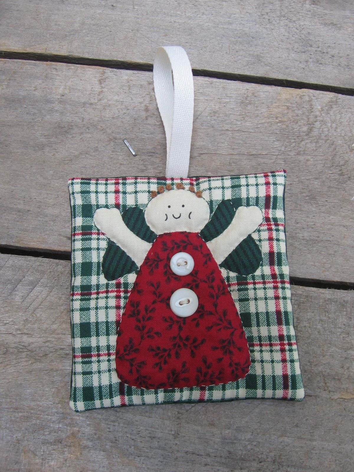 Hand Quilted Angel Christmas Ornament Fabric Angel Ornament Etsy Fabric Ornaments Christmas Angels Hand Quilting
