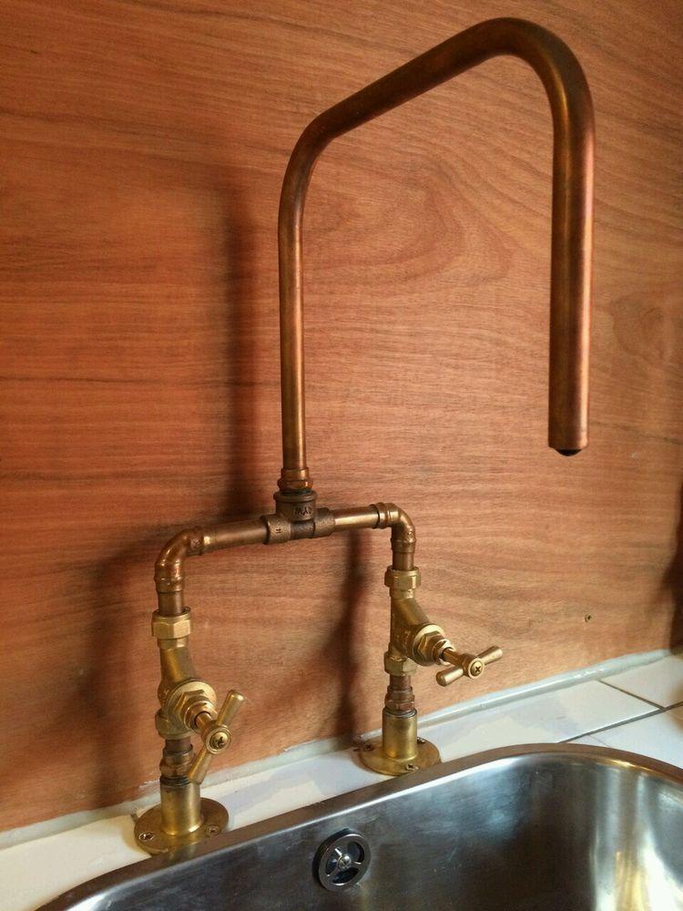 Handmade Bespoke Copper Sink Taps Sink Taps Copper Sink Sink