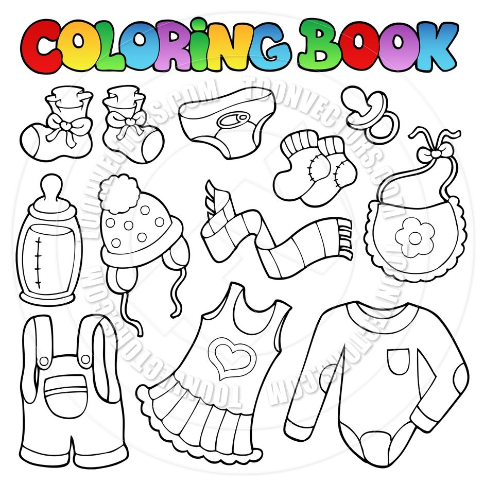 Beautiful dress is a part of our huge collection of coloring pages ... | 940x940