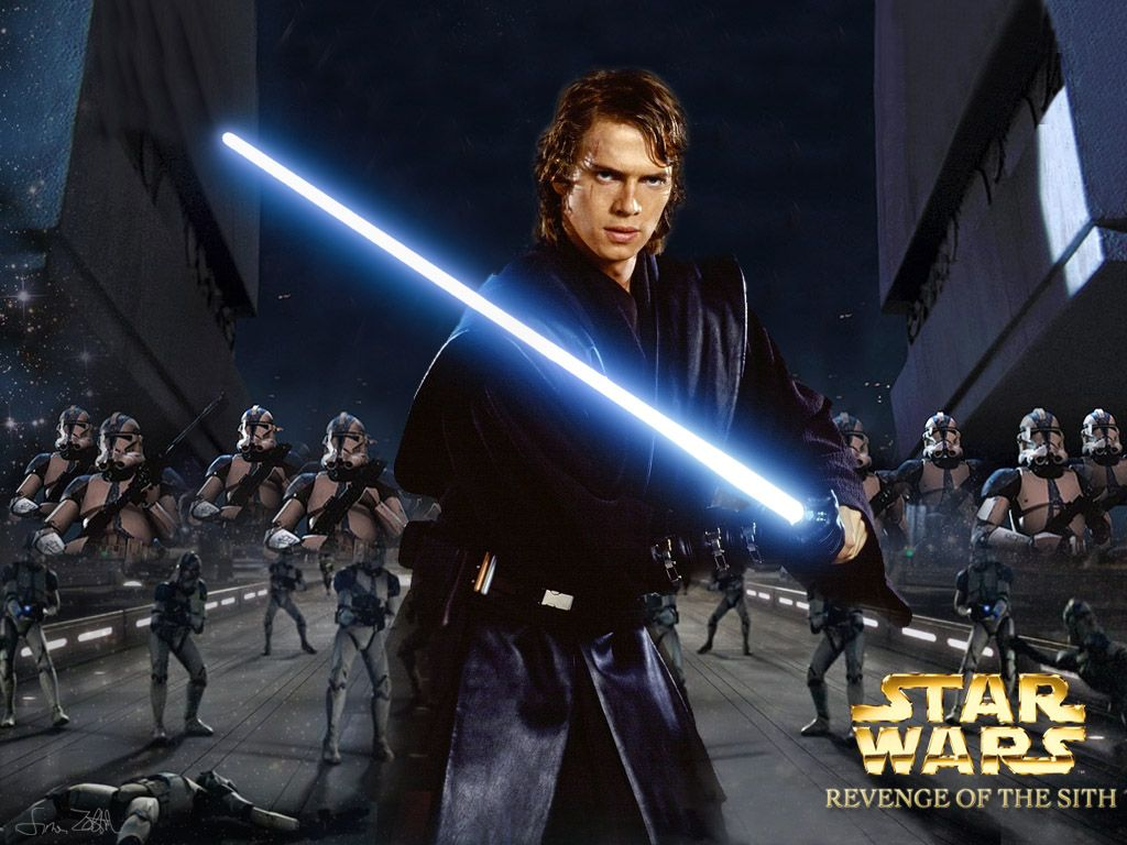 Star Wars Revenge Of The Sith Anakin Star Wars Revenge Of The