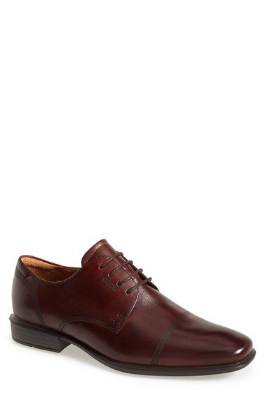 79d2c7c2f70 ECCO  Cairo  Cap Toe Derby (Men) available at  Nordstrom