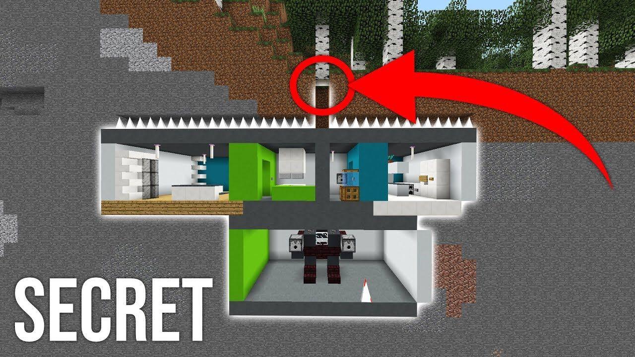 Comment Créer Un Passage Secret comment construire bunker moderne ultra securisÉe + passage