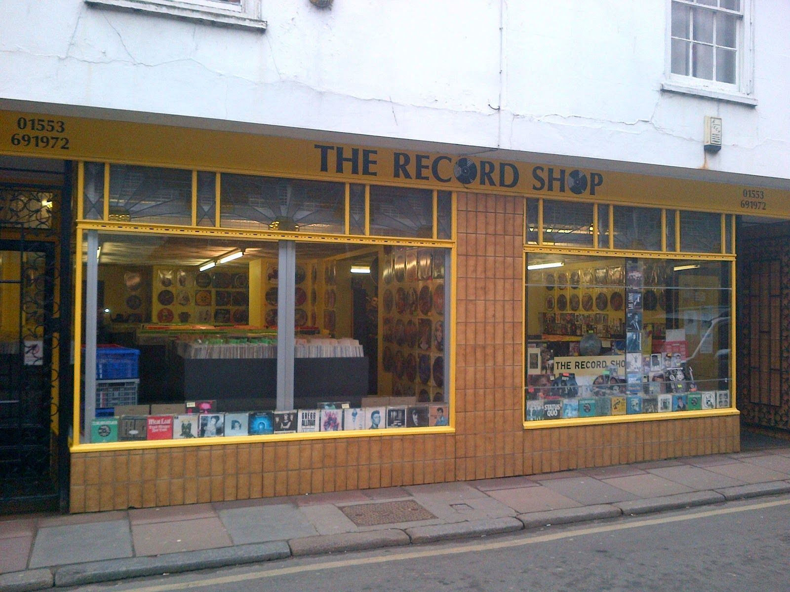The Record Shop King S Lynn Norfolk Vinyl In 2019