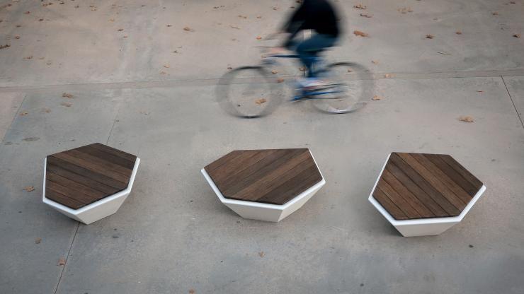 Betonnen Zitelementen Tuin : Tjinco cristal beton cristal beton sterke stoere betonnen