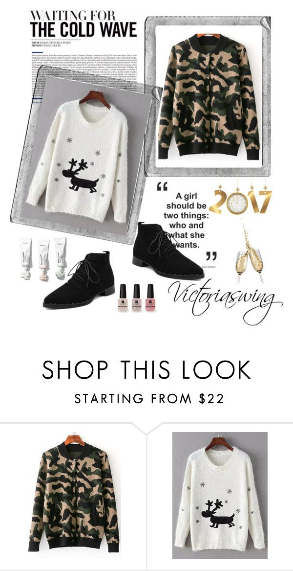 """8# Victoriaswing"" by hazreta-jahic ❤ liked on Polyvore featuring Polaroid and Victoria's Secret"