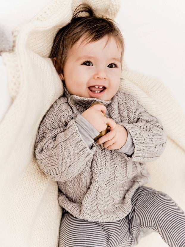 Photo of Raglan-Pullover für Babys stricken – so geht's!