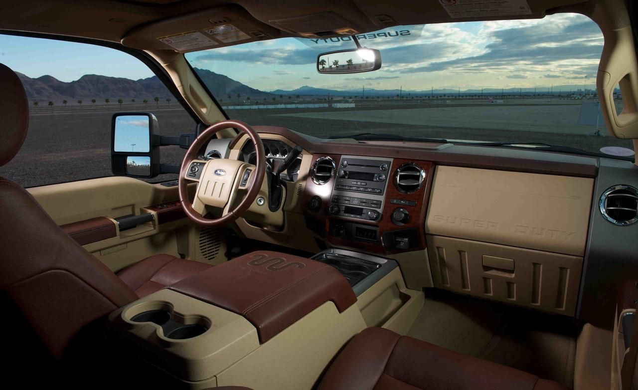 Ford F250 King Ranch 2012 Ford F 250 Super Duty King Ranch 4x4