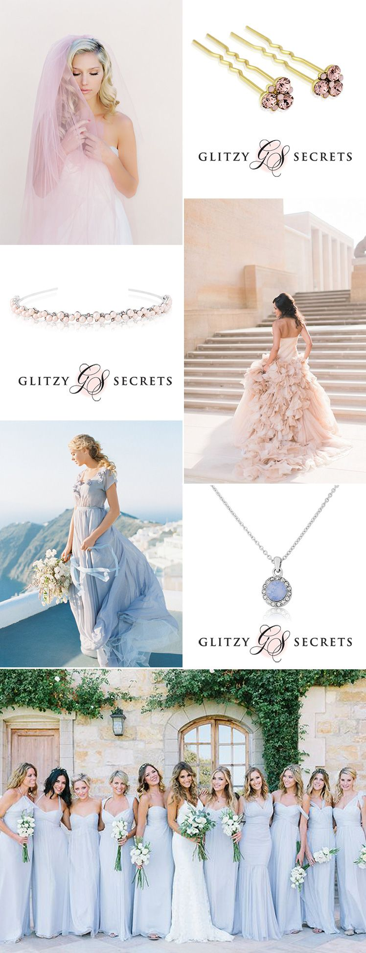 Pink u blue wedding ideas inspired by pantone pink blue pink blue