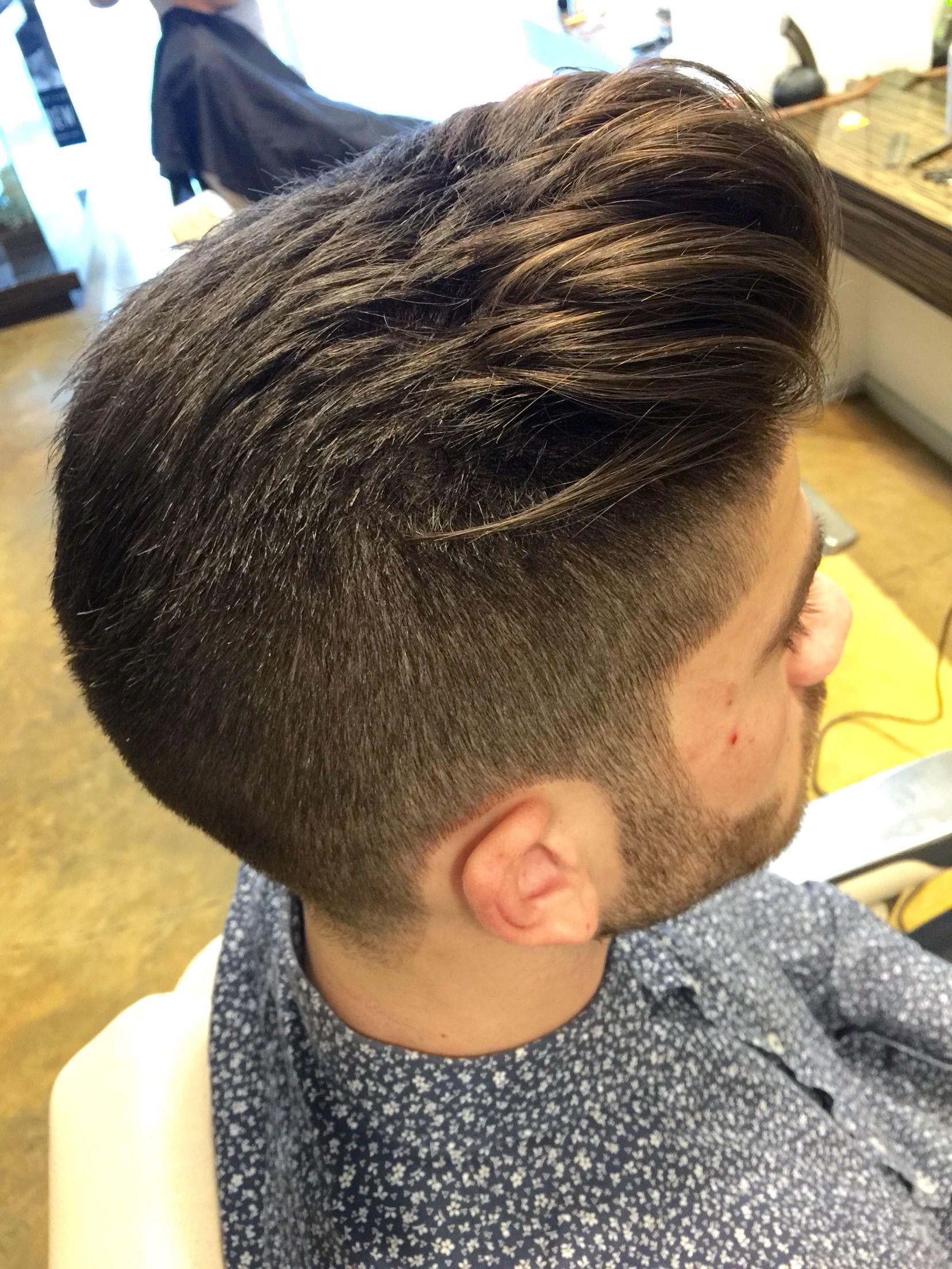 Boy haircuts black hair trabajo realizado por el equipo abelpelukeros elche barbershop