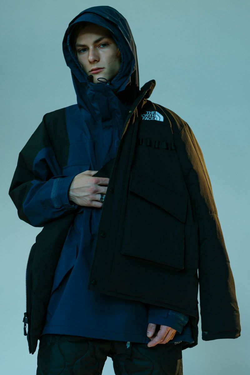 28e424ec5 HAVEN's Latest Editorial Focuses on Kazuki Kuraishi's The North Face ...