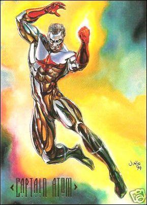 Captain Atom (DC Master Series)