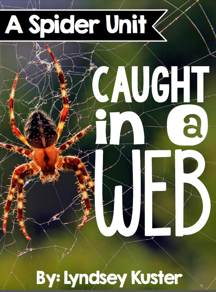 Spiders A Complete Non Fiction Spider Resource Spider Unit Second Grade Science Nonfiction