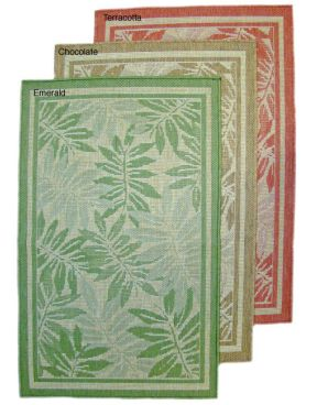 Palm Island Indoor Outdoor Area Rug Palm Tree Home Decor