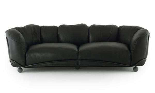Modern Black Couch Fluffy Sofa Modern Black Couch Black Modern