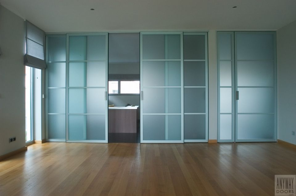 Frosted Glass Door Continental Living Pinterest Ceiling False