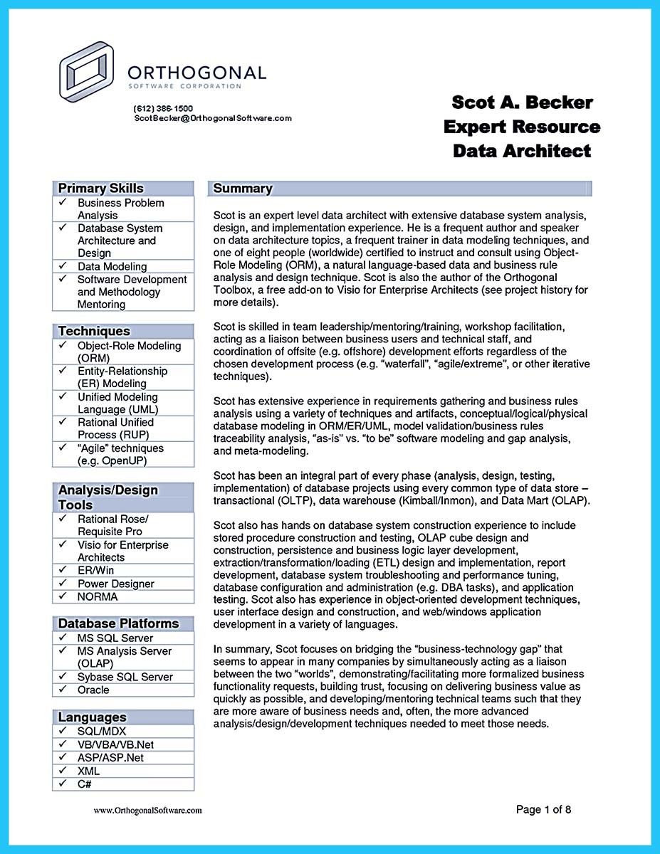 nice create your astonishing business analyst resume and gain the position