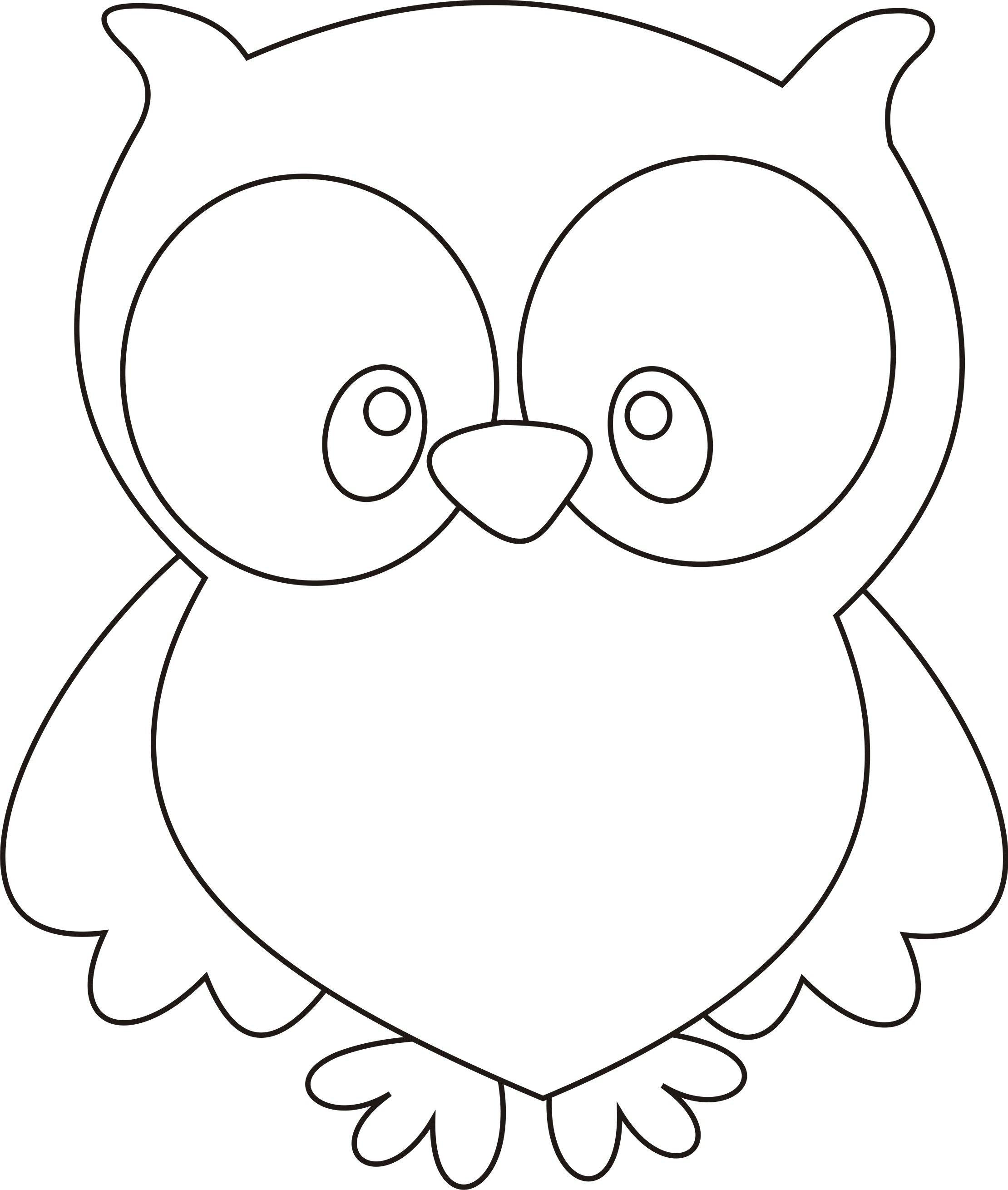 Template free tecknat pinterest template free and owl