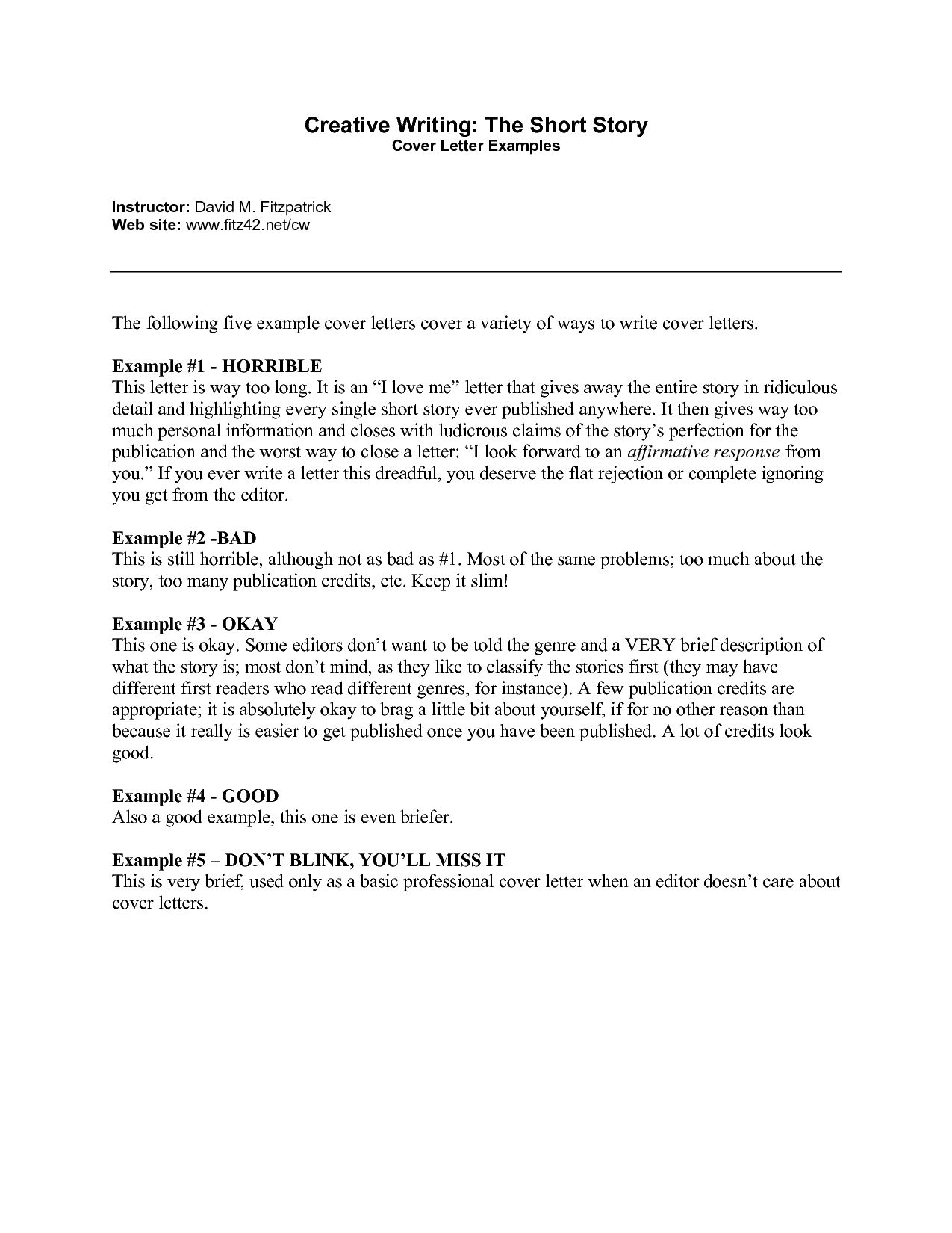 26 Creative Cover Letters Cover Letter Tips Creative Cover