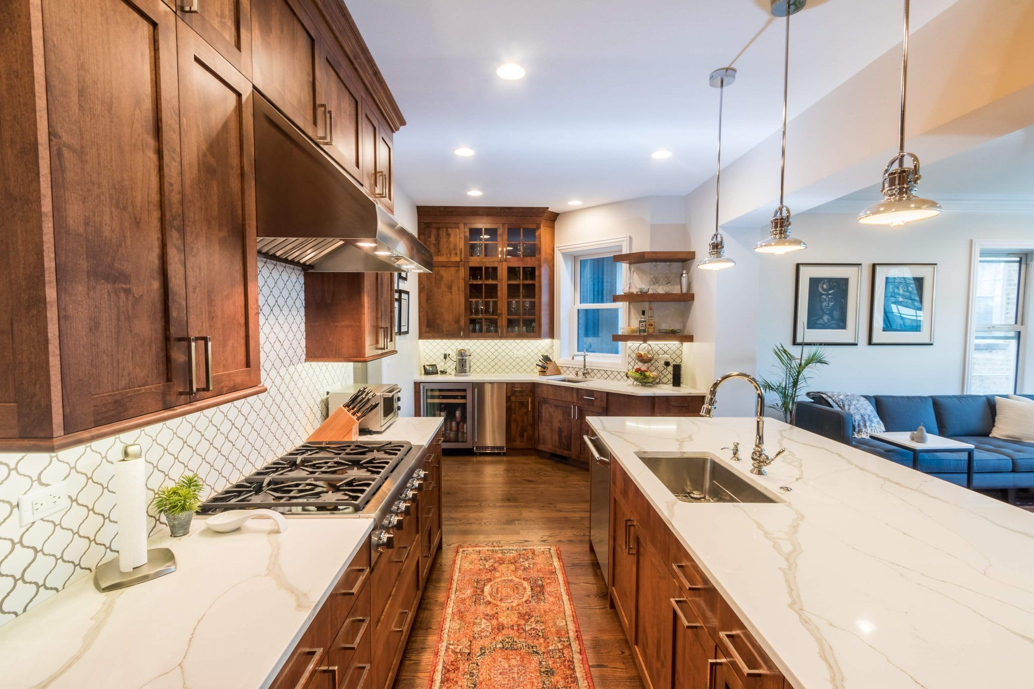 Top Tips That Will Help You In Planning A Successful Home Remodel In 2021 Chicago Interior Design Kitchen Design Kitchen And Bath Remodeling