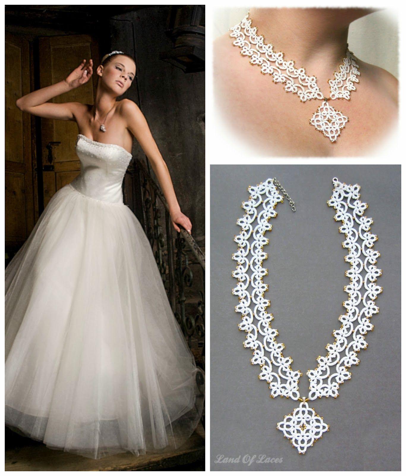 :)collar de novia