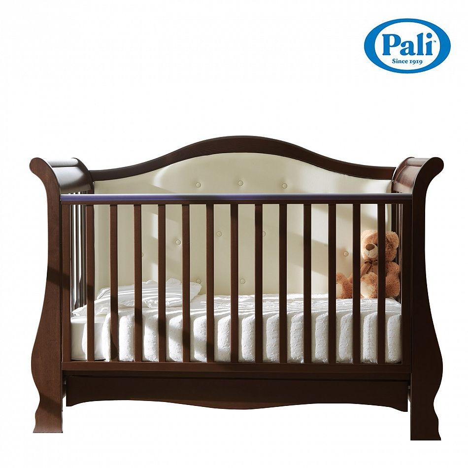 Pali crib for sale used - Luxury Italian Shabby Chic Wooden Baby Cot Vittoria By Pali