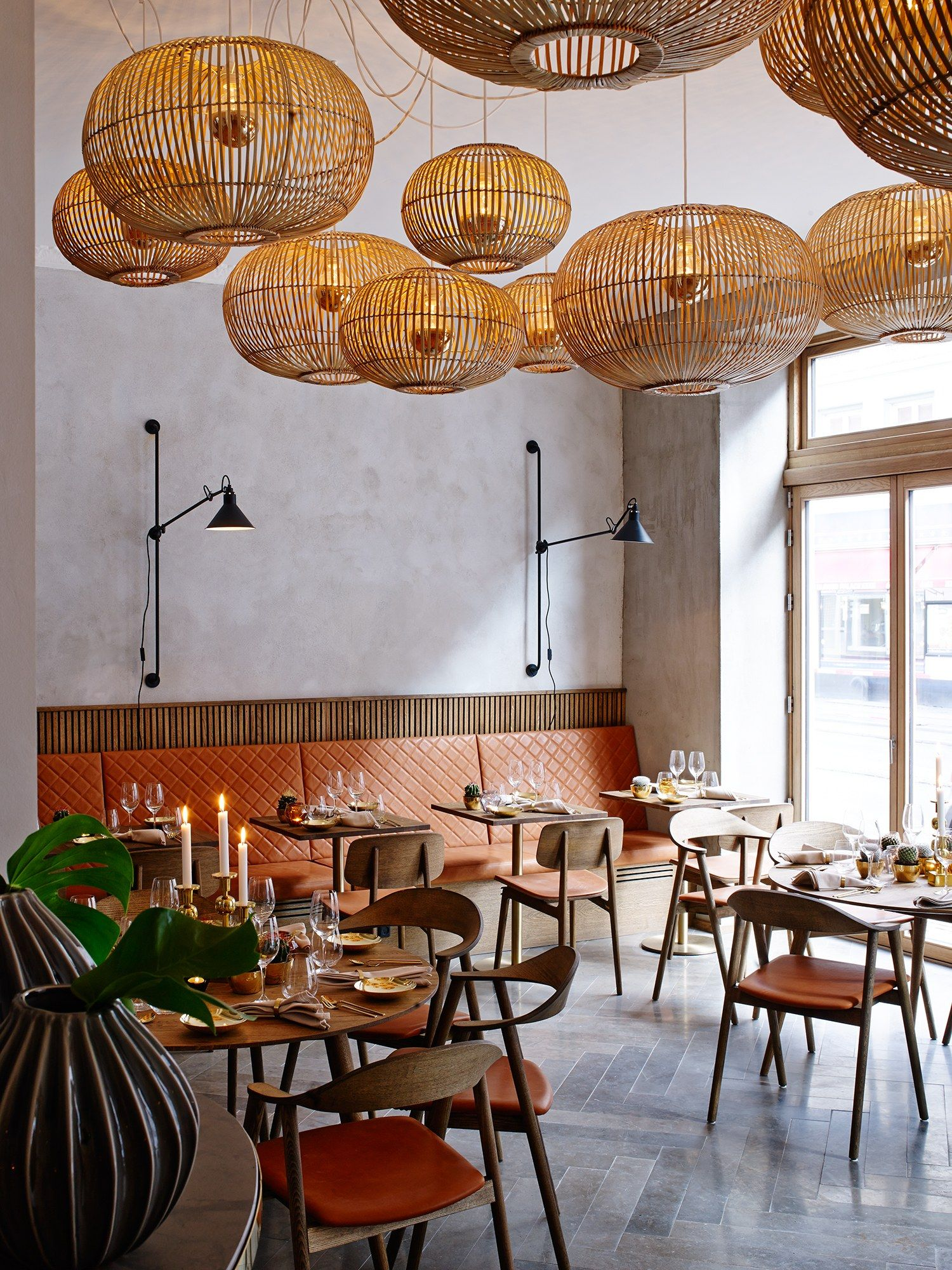 The New New Nordic Copenhagen S Latest Restaurants May Surprise You Restaurant Interior Cafe Interior Design Cafe Interior
