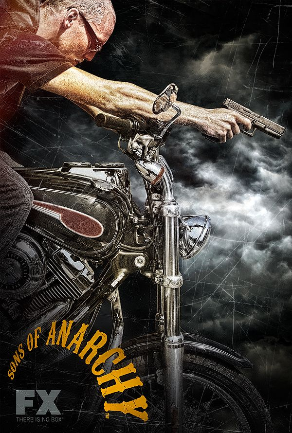 Sons of Anarchy on Behance