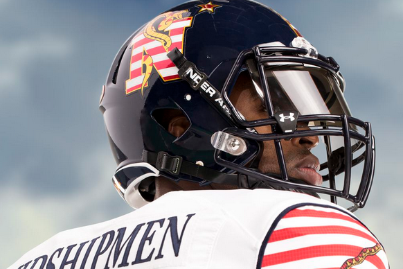 Navy to Wear Custom 'Don't Tread on Me' Uniforms for Army
