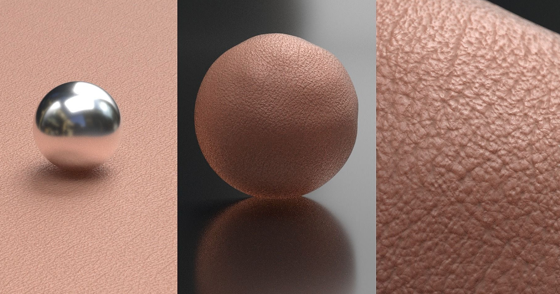 Human Skin Materials On Substance Source Cg Daily News Specular Reflection Material Textures Substances