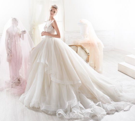 James Clifford Wedding Gowns: Nicole Spose 0134251 In 2019