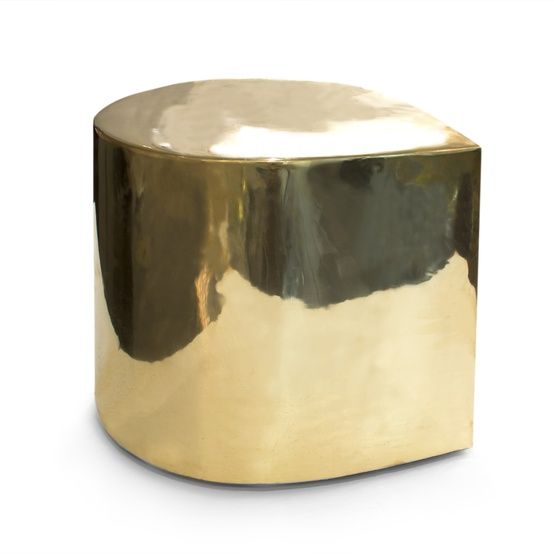 Two One Nine Side Tables Table Brass Side Table