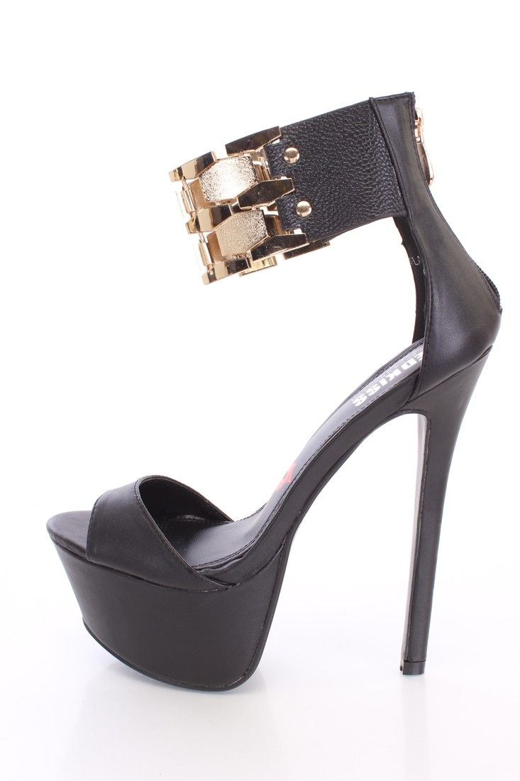 Sexy 2 inch heels