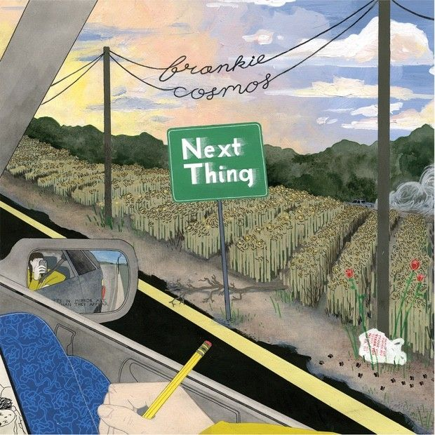 Frankie Cosmos - Sinister