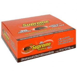 Supreme Protein Bars These Are My Personal Favorite Taste Just Like A Candy Bar Yum